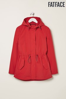 FatFace Red Primrose Jacket