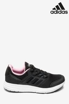 Черные кроссовки adidas Galaxy 4