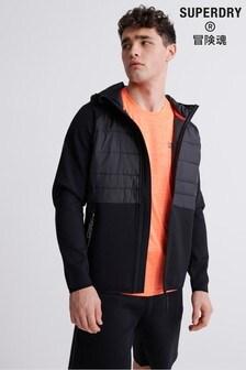 Superdry Gymtech Hybrid Jacket