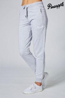 Pineapple Skinny Zip Pants