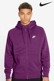 Nike Club Fleece Full Zip Hoodie