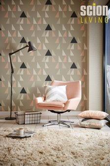 Scion Blush Modul Wallpaper