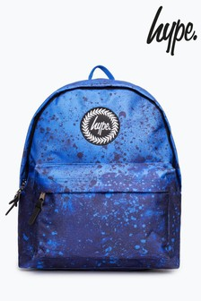 Hype. Paint Splat Backpack