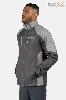 Regatta Grey Calderdale III Waterproof Jacket