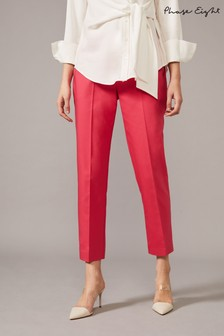 Phase Eight Pink Bronwen Trousers