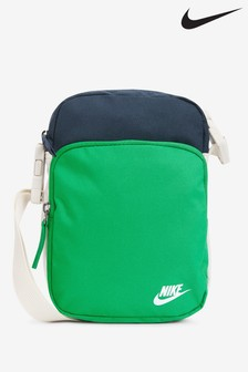 Nike Green Heritage Bag
