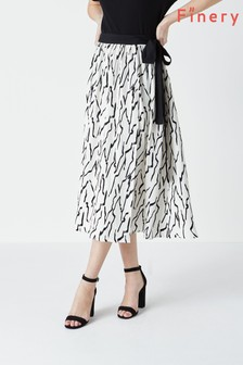 Finery Lucia Printed Skirt