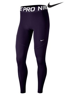 Nike Pro Dark Blue Leggings