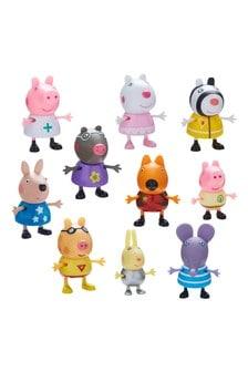 Peppa Pig™ Dress Up 10 Figure Pack