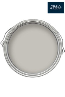 Chalky Emulsion Exposition Gris 2.5L Paint by Craig & Rose