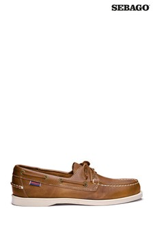 Sebago® Dockside Portland Crazy Horse Boat Shoes