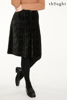 Thought Black Selina Skirt