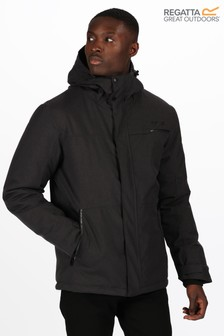 Regatta Grey Volter Shield II Waterproof Jacket