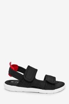Double Strap Memory Foam Trekker Sandals (Older)