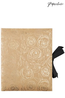 Paperchase Gold Rose Photo Album