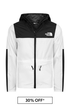 The North Face White Wind Jacket