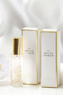 Set of 2 White Amber 10ml Eau De Parfum