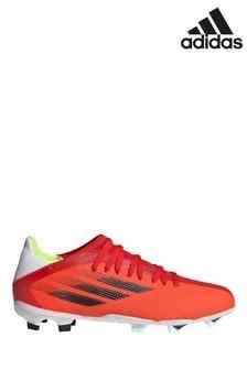 adidas X P3 Firm Ground Kids Football Boots