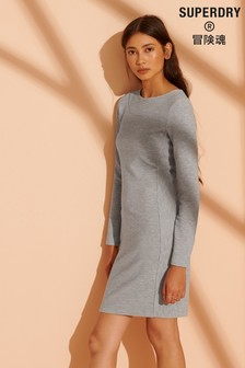 Superdry Ottoman Bodycon Dress