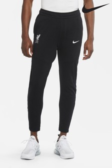 Nike Black Liverpool Tech Fleece Joggers