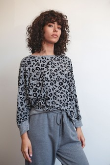 3/4 Sleeve Cosy Top