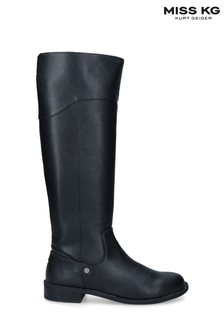 MISS KG Black Hinton Boots