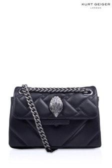 Kurt Geiger London Mini Kensington Black Day Bag