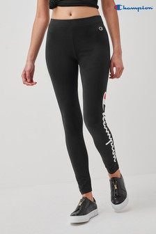 Champion Black Leggings