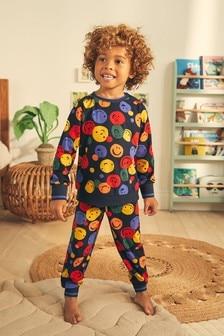2 Pack Cosy Fleece Pyjamas (9mths-12yrs)