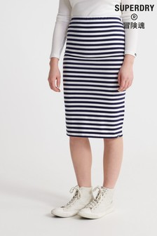 Superdry Summer Pencil Skirt