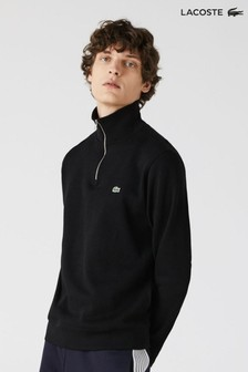 Lacoste® Quarter Zip Sweater