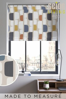 Scion Living Exclusively at Next Kivi Natural Made to Measure Roman Blind