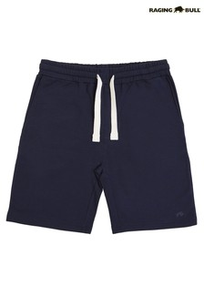 Raging Bull Blue Signature Sweat Shorts