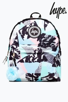 Hype. Pastel Abstract Backpack