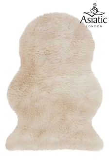 Asiatic Rugs Honey Faux Sheepskin Auckland Rug