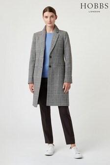 Hobbs Grey Tilda Coat