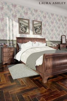Broughton Dark Bed Frame by Laura Ashley