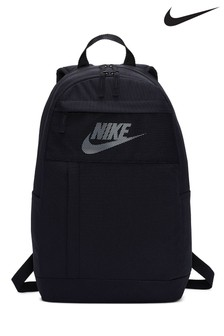 Nike Black Small Logo Elemental Backpack