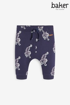 Baker by Ted Baker Boys Lion Print Joggers