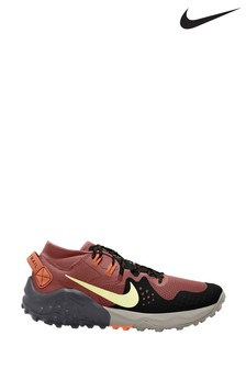 Nike Trail Red/Lime Wildhorse Trainers