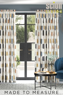 Scion Living Exclusively at Next Natural Kivi Made to Measure Curtains