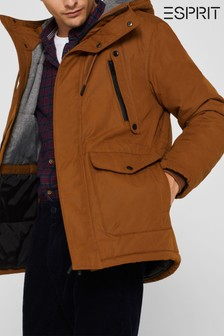 Esprit Brown Iconic Parka