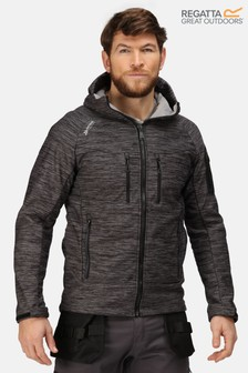 Regatta Grey Artful 3 Layer Softshell Jacket