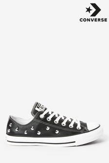 Converse Studded Chuck Ox Trainers