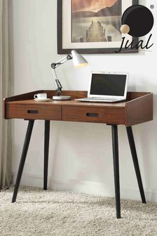 Vienna 2 Drawer Desk by Jual