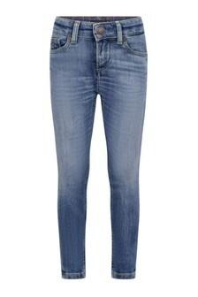 Boys Blue Denim Scanton Slim Jeans