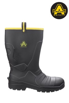 Amblers Safety AS1008 Full Safety Rigger Boots