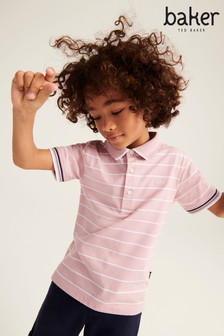 Baker by Ted Baker Boys Stripe Polo