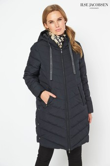 Ilse Jacobsen Hornbk Black Down Coat