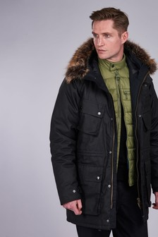 Barbour® International Race Wax Parka